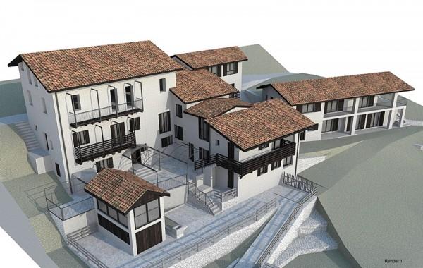 Ristrutturazione nel vecchio nucleo di Cascina Novella a Galbiate