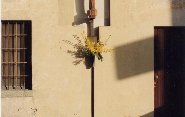 Edicola votiva a Castello sopra Lecco